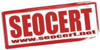 SEOCert Logo - SEO Tool For Website Review
